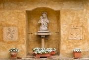 Carmel Mission Courtyard