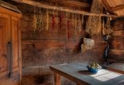 Mountain Farm Museum Kitchen