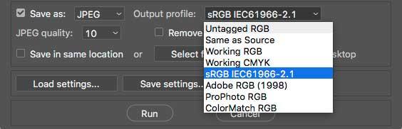 Using ICC printer profiles with Adobe Photoshop CC - YouTube
