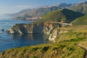 Bixby Bridge from Hurricane Point