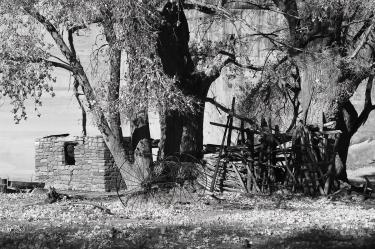 Old Farm - Canyon de Chelly