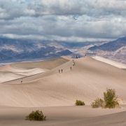 Mesquite Flat Sand Dunes - Death Valley