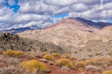 Titus Canyon Road - Death Valley