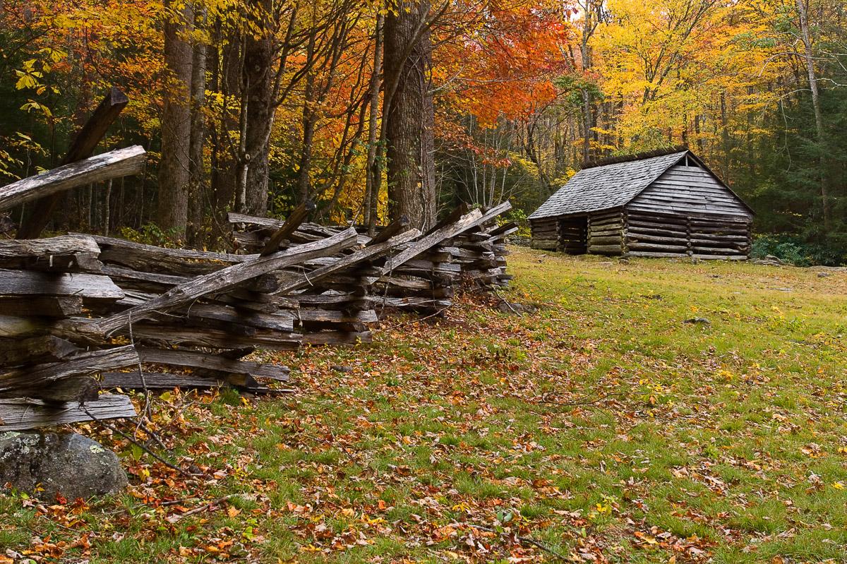 Barn at Jim Bales Place - Roaring Fork