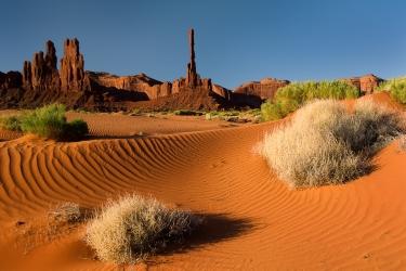 Totem Pole Dunes