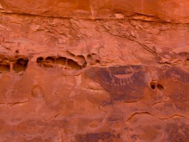 Petroglyphs - Mystery Valley