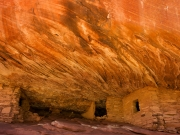 House on Fire Ruin - Mule Canyon