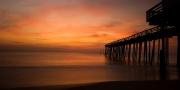Sunrise at Kitty Hawk Pier