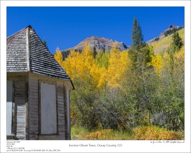 Ironton Ghost Town, Ouray County, CO