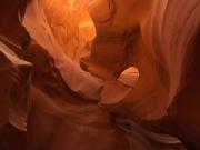 Eye - Lower Antelope Canyon
